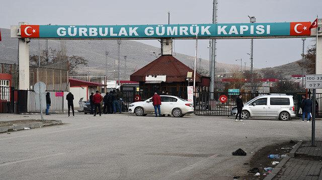 Bakan Pekcan'dan İran açıklaması: Transit araçların güzergah geçişleri takip edilecek