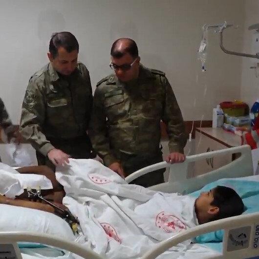 PKK/YPGnin hedefi olan Suriyeli çocuk: Bizden ne istiyorlar!