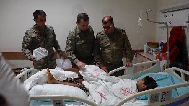 PKK/YPG'nin hedefi olan Suriyeli çocuk: Bizden ne istiyorlar!