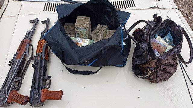 Barış Pınarı bölgesindeki Tel Abyad'da saldırı hazırlığındaki 5 PKK/YPG'li terörist yakalandı