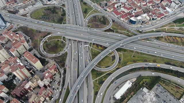 İstanbul'da en çok kaza meydana gelen yollar