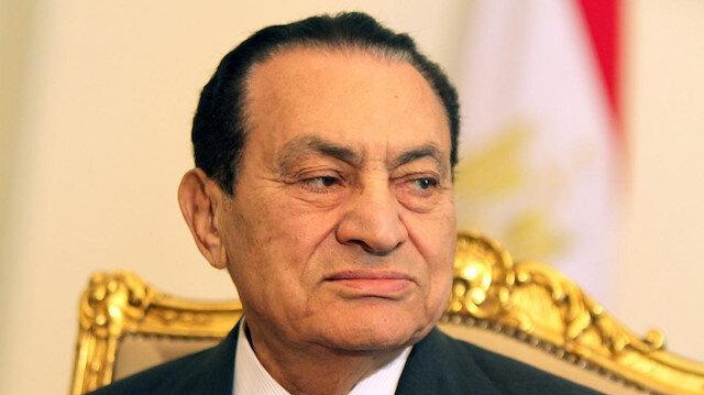 Mısır'ın eski Cumhurbaşkanı Mübarek hayatını kaybetti