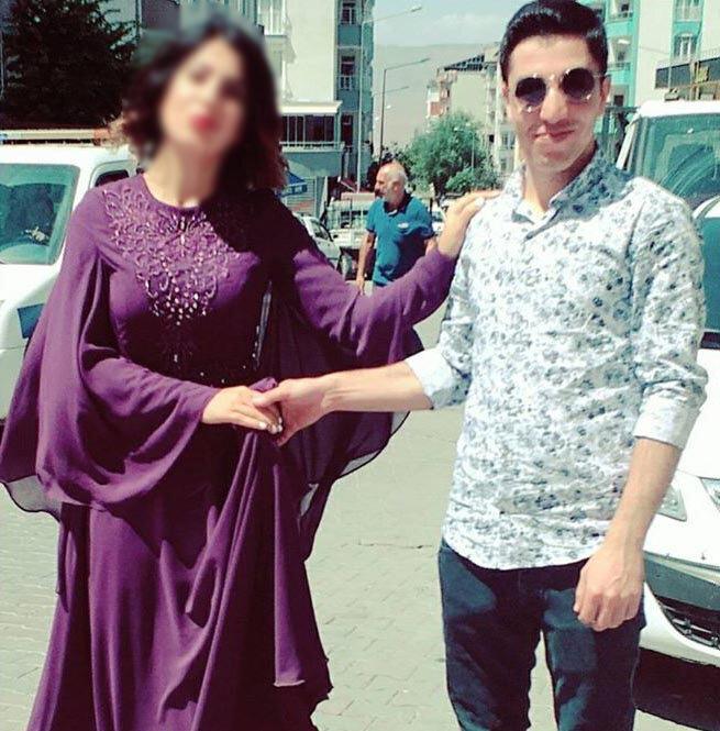 Zehra A., şehirlerarası otobüs terminalinden Antalya'ya kaçmak istediği sırada yakalanarak gözaltına alındı.