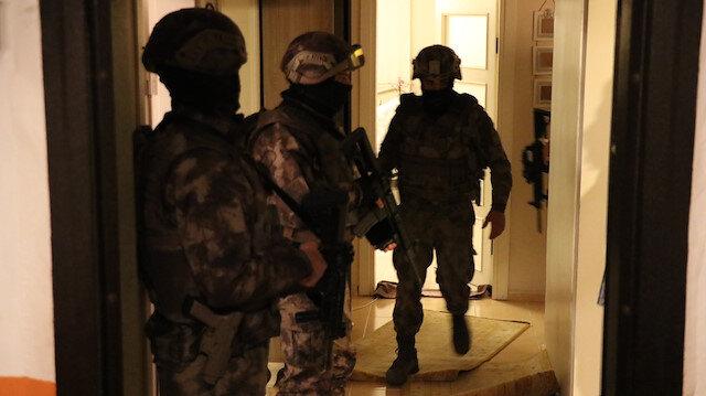 İstanbul'da helikopter destekli uyuşturucu operasyonu: 92 adreste arama yapıldı