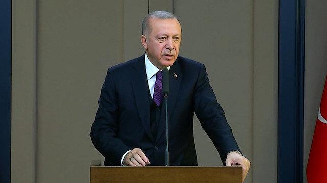 Cumhurbaşkanı Erdoğan'dan FOX'a sert tepki: Yalan haber üretmeyi bırakın