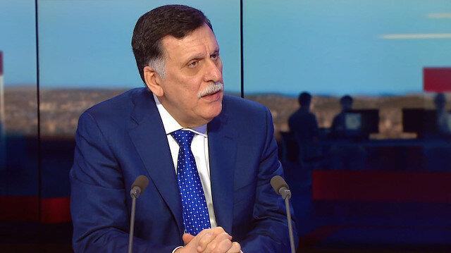 Libya Başbakanı Sarrac: Hafter savaş suçu işliyor