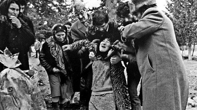 Hocalı Katliamı'nın tanığı Ermenilerin vahşetini ve yaşadığı işkenceleri unutamıyor: Önümüzü kesip ateşe tuttular