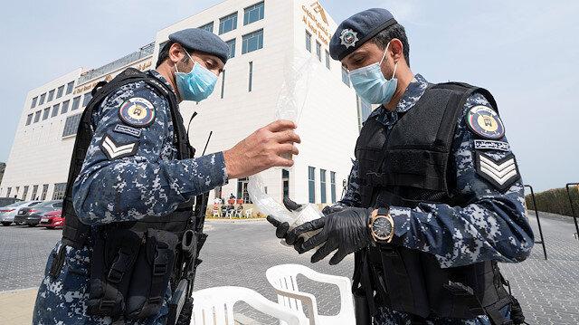 Kuveyt'te koronavirüse yakalananların sayısı 8'e yükseldi
