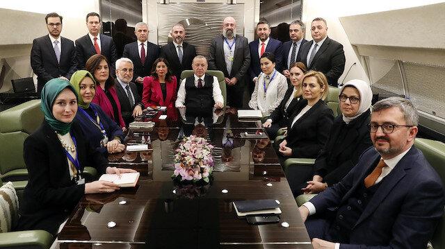 Cumhurbaşkanı Erdoğan açıkladı: Putin İdlib için İstanbul'a geliyor