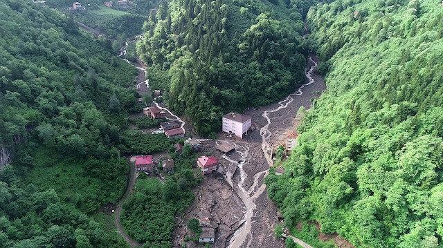 İklim değişikliğinin etkilediği alanlardaki konutlar boşaltılacak