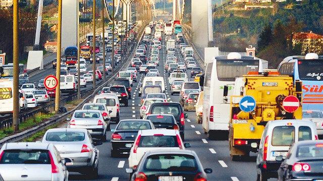 🚗İstanbul trafiğinde kritik iki nokta: Gaziosmanpaşa ve Kadıköy