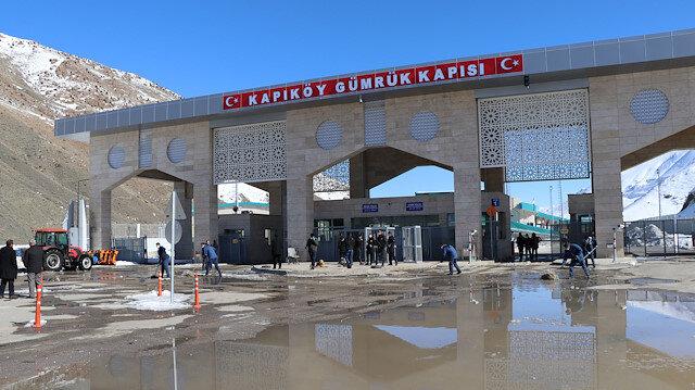 Kapıköy Gümrük Kapısı'na sahra hastanesi kuruluyor: Türk vatandaşlar sahra hastanesinde gözetim altında tutulacak
