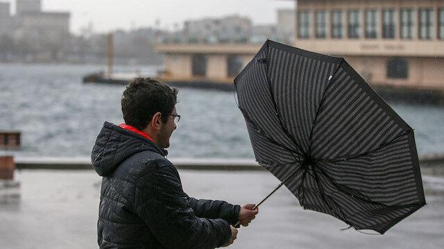 💨Meteoroloji İstanbul için lodos fırtınası uyarısı yaptı