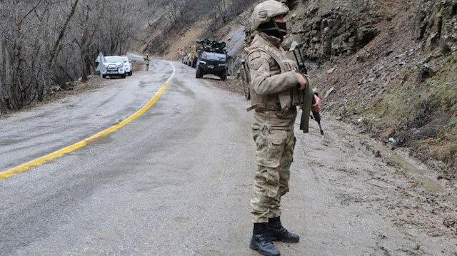 Hakkari'de bazı ilçeler 15 gün süreyle özel güvenlik bölgesi ilan edildi