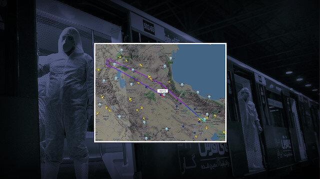 İran seferleri iptal edildi: Uçaklar geri dönüyor