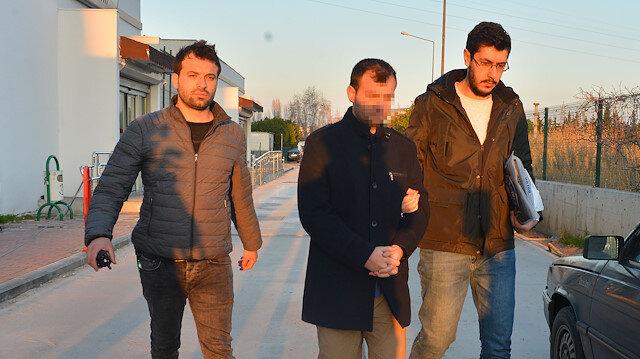 Polis okulu ve ortaokul öğrencilerinin beyinlerini yıkamaya çalışan FETÖ'cü mahrem imam ve eski polislerden oluşan ekibe baskın