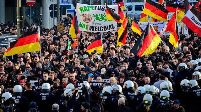 Alman makamları 'ırkçı saldırıların' gerçek boyutunu gizliyor