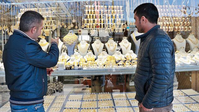 Altın fiyatları, düğün yapacakları düşündürüyor