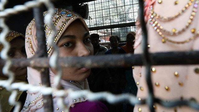 Japonya Arakanlı Müslümanlara 17 milyon dolar yardımda bulundu