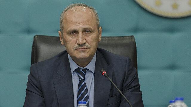 Bakan Turhan'dan 5G açıklaması: Bu yıl İstanbul Havalimanı'nda uygulamayı, başlatmayı düşünüyoruz