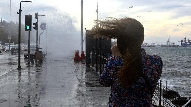Türkiye lodosun etkisine girdi: Sıcaklıklar 4 derece birden artacak