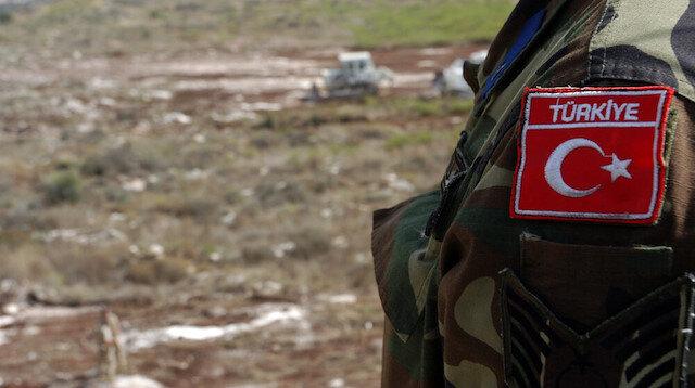 İdlib'de hava saldırısı sonucu 2 askerimiz şehit oldu