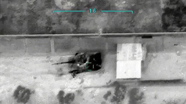 TSK, İdlib'e bomba yağdırıyor