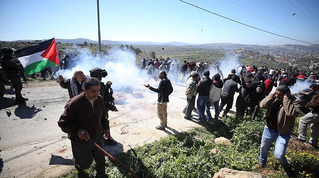 Batı Şeria'da İsrail dehşeti