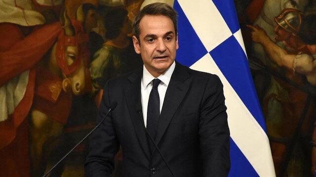 Yunanistan Başbakanı Miçotakis: Yasa dışı girişe müsamaha yok
