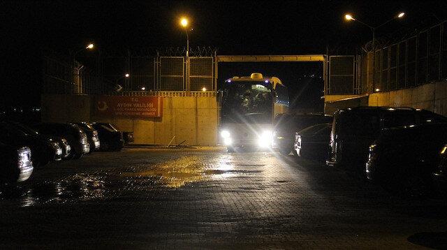 Aydın Göç İdaresinde kalan mülteciler salındı
