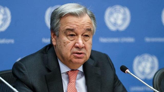 BM Genel Sekreteri'nden İdlib'de ateşkes çağrısı