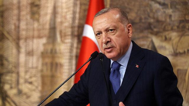 Cumhurbaşkanı Erdoğan: Kapıları açtık, bundan sonraki süreçte de kapatmayacağız