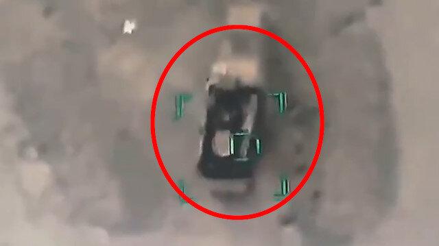 SİHA'lar Suriye rejiminin 15 milyon dolarlık Pantsir hava savunma sistemini imha etti