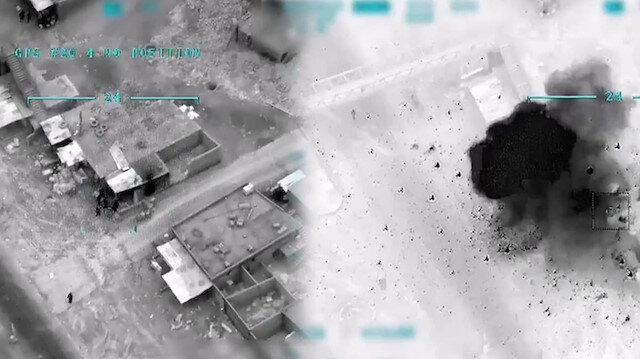 🚀TSK, hava sahası kapalı olan Suriye'yi nasıl vurdu?