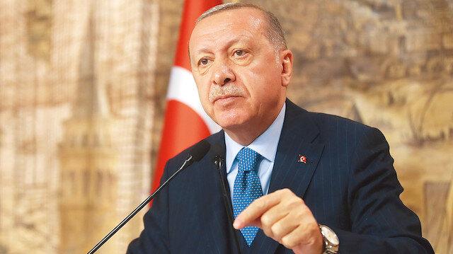 Erdoğan'dan Putin'e: Önümüzden çekil
