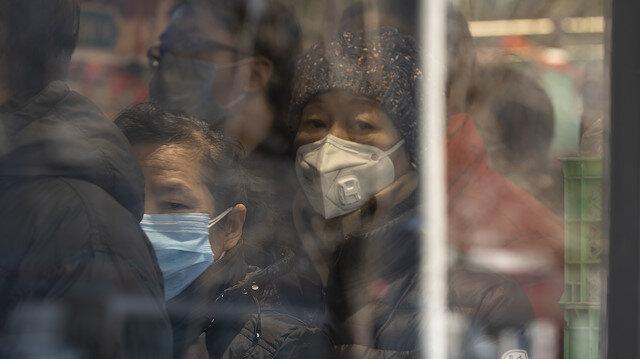 Çin'de Kovid-19 nedeniyle ölenlerin sayısı 2 bin 872'ye çıktı