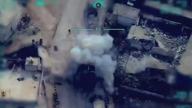 İdlib'de son 24 saat: Rejim unsurları imha edilmeye devam ediyor