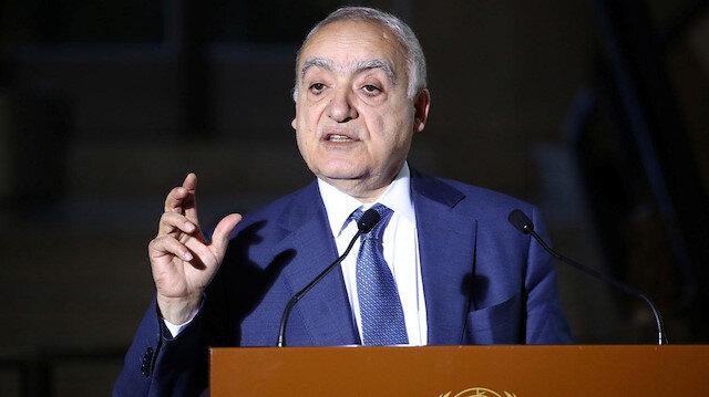 BM Libya Özel Temsilcisi Gassan Selame istifa etti
