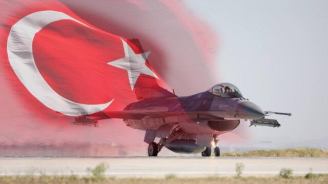 Türk F-16'sının sırrı: Radarını kapatıp rejimin iki uçağını da vurdu