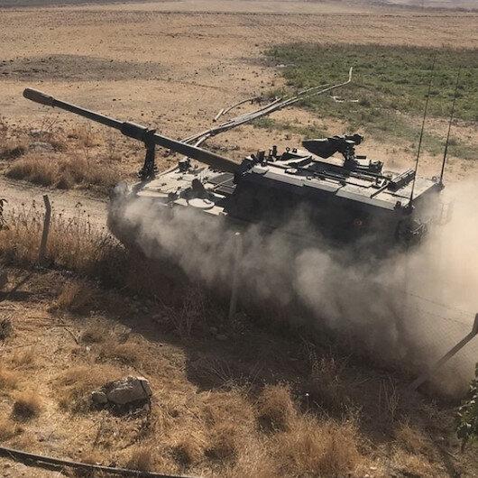 Bahar Kalkanı'nda son 24 saatte 327 rejim askeri etkisiz hale getirildi