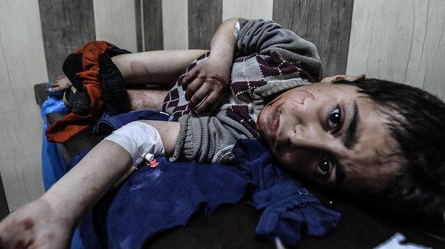 Esed rejimi sivilleri hedef almaya devam ediyor: 12 kişi hayatını kaybetti