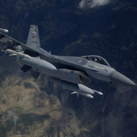 Esed rejimi pilotlarını F16 korkusu sardı: Bir uçak düşürülünce diğeri aceleyle üssüne geri döndü
