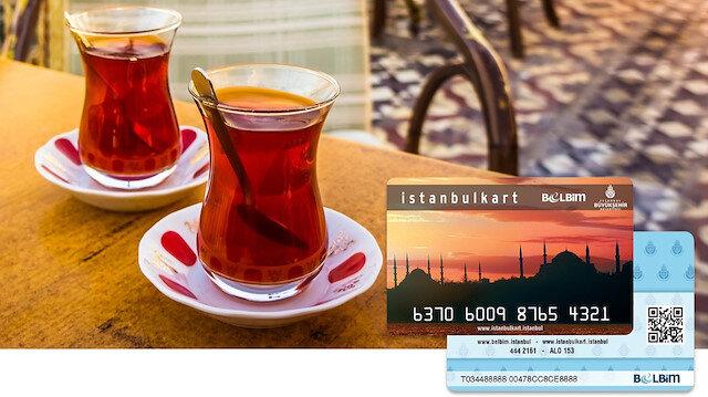 İstanbulkart elektronik para kartına dönüştü