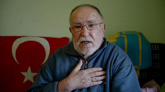Eskişehirli Rahim dede: Kefen param Mehmetçik'e helal olsun