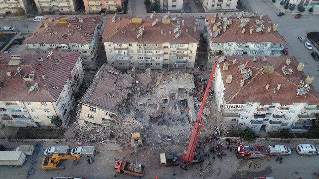 Elazığ'daki felaketin ardından ihbar yağdı 31 milyon TL geri ödendi