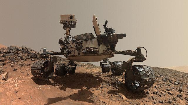 Mars'ın bugüne kadar çekilmiş en net görüntüsü