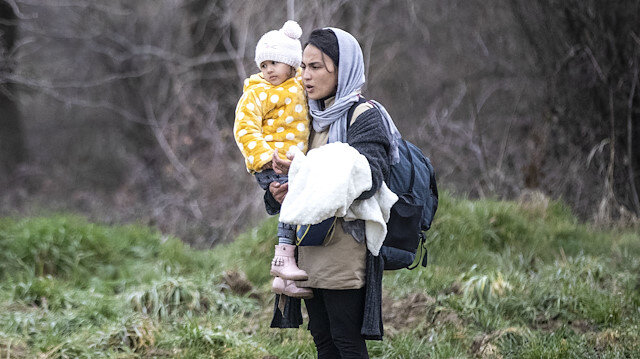 HRW, AB'yi Yunanistan'a tepki vermeye davet etti