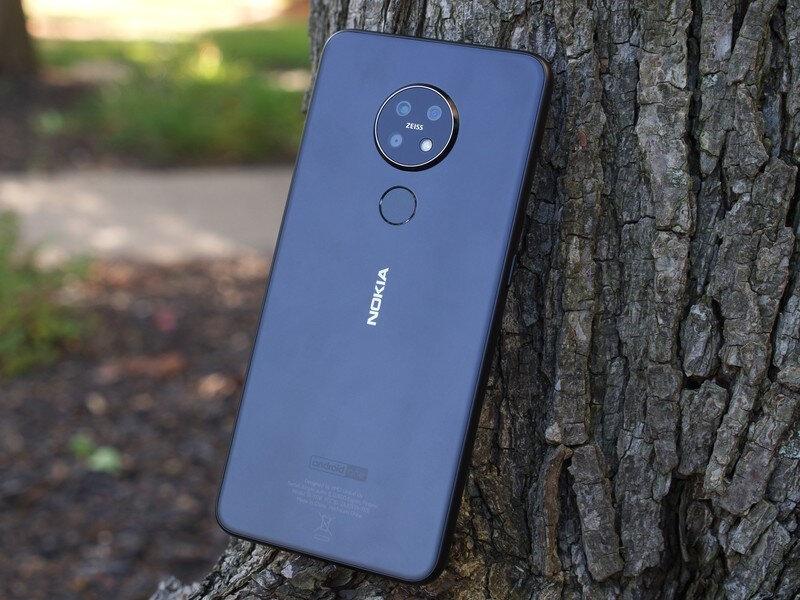 Nokia'nın akıllı telefonu