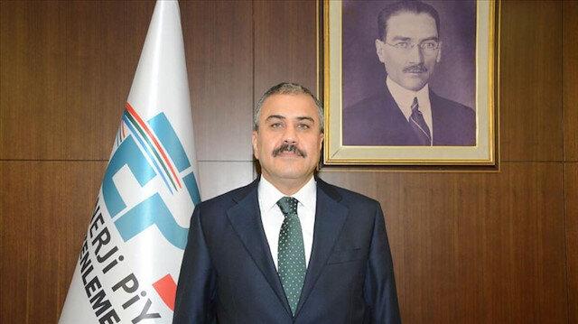 EPDK Başkanı Yılmaz yemin etti