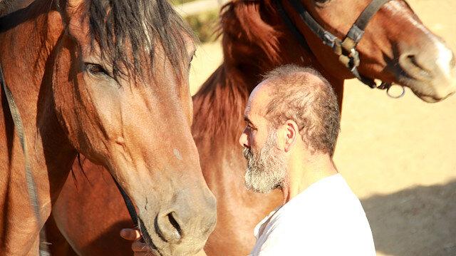 Binicilikten  atçılığa: Hayatı atla öğrenmek üzerine